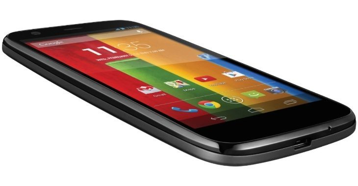 First Moto G receives Android 4.4.4 update