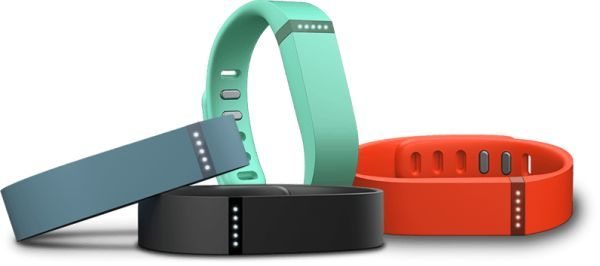 Fitbit Flex fitness wristband, the Nike & Jawbone alternative pic 1