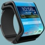 Flexible Android smartphone transforms into smart watch
