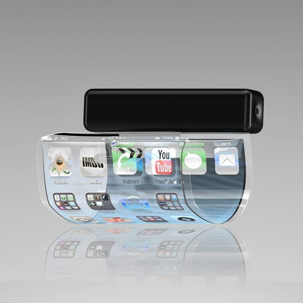 Flexible X Phone iWatch, iPhone hybrid concept pic 5