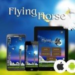 Flying Horse as addictive as Flappy Bird