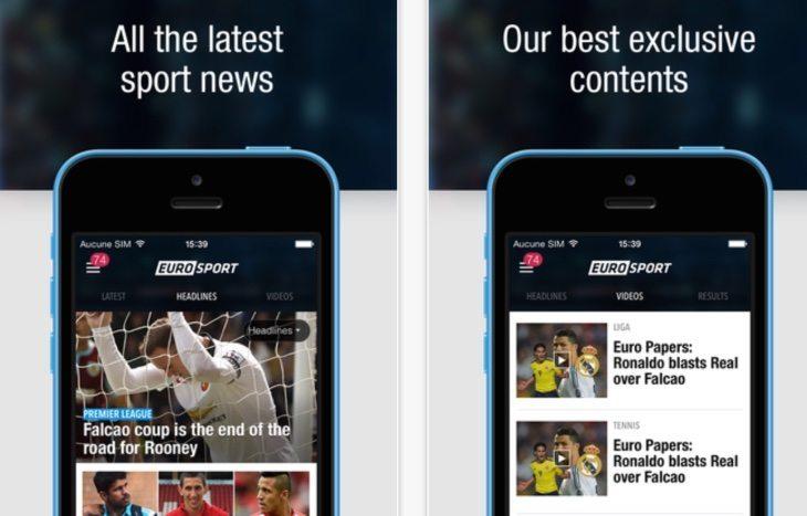 Football news app