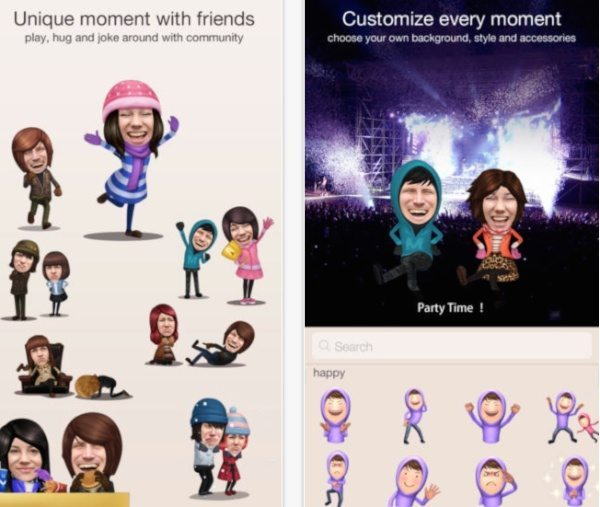 Framy app iPhone exclusivity while Android waits