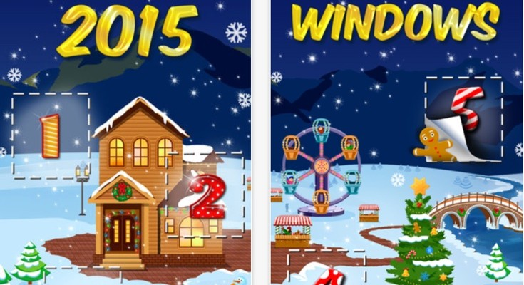 Free Advent Calendar 2015 apps for Android and iOS,