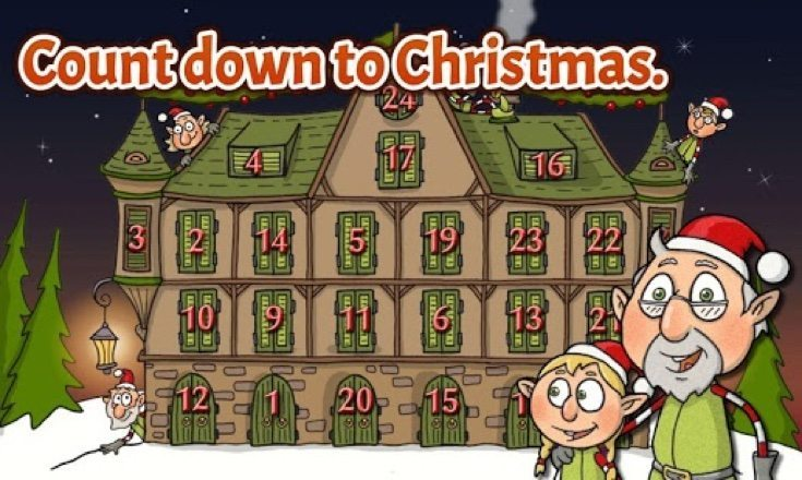 Free Advent Calendar 2015 apps c