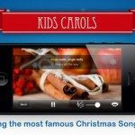 Free Christmas karaoke app Kids Carols available