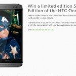 Free HTC One M8 SHIELD exclusive edition to win