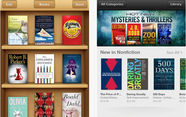 Free iBooks 3.0, new update adds stunning features
