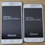 Galaxy Grand Prime vs Core Prime bootup