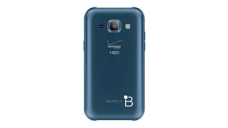 Galaxy J1 tipped for Verizon b