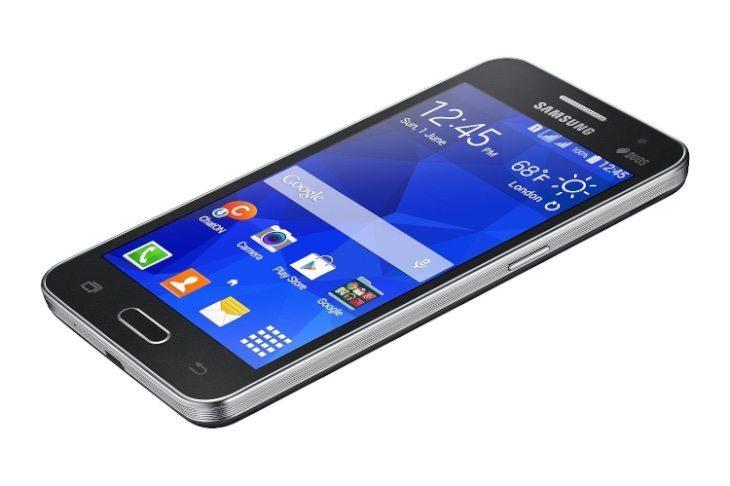 Galaxy J1 vs Galaxy Core 2 b
