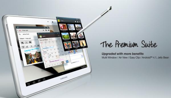 Galaxy Note 10.1 2014 India release given but no price