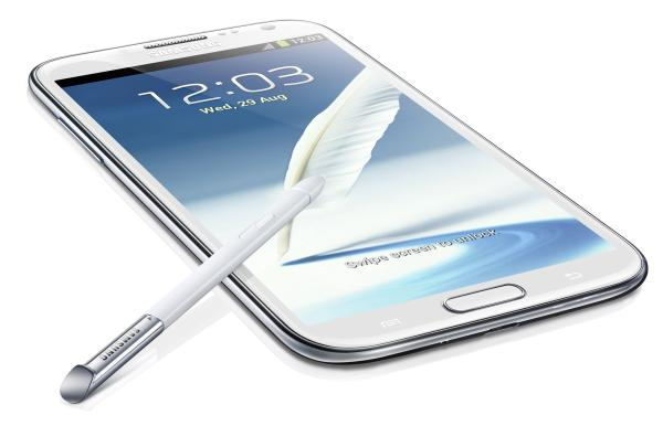 Galaxy Note 2 security flaw poses risks