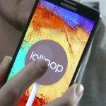 Galaxy Note 3 Android Lollipop