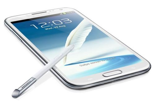 Galaxy Note 3 specs may include Sharp LCD display