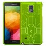 Galaxy Note 4 Bugdroid Circuit case b