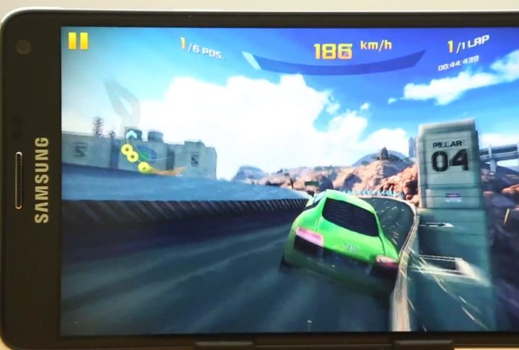 Galaxy Note 4 gaming review