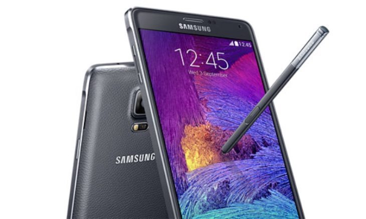 Galaxy Note 4 on Sprint update