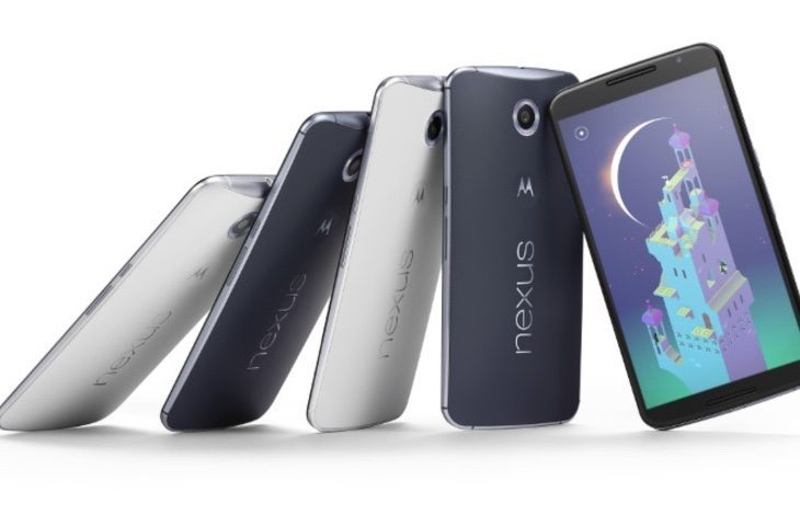 Galaxy Note 4 vs Nexus 6