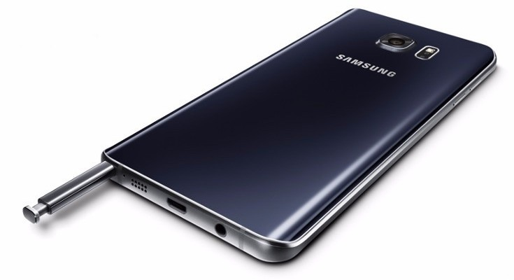 Galaxy Note 5 UK, Europe release