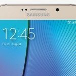 Galaxy Note 5 gold color