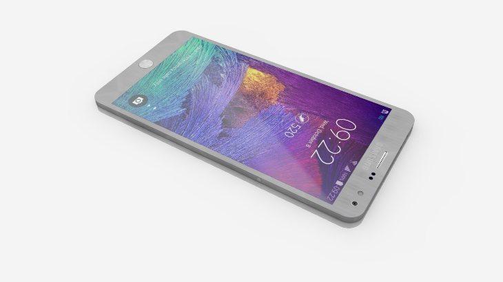 Galaxy Note 5 idea c