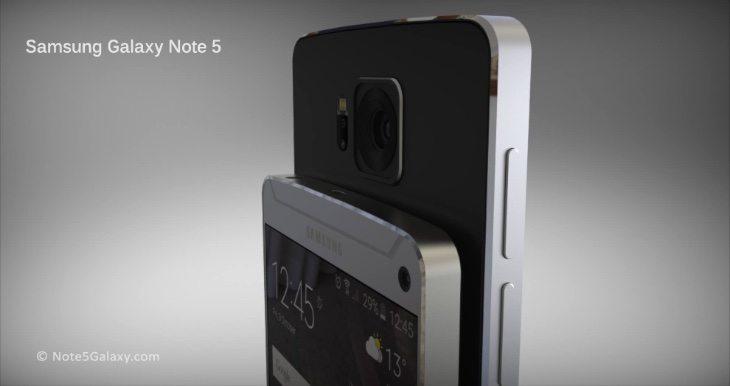 Galaxy Note 5 renders c