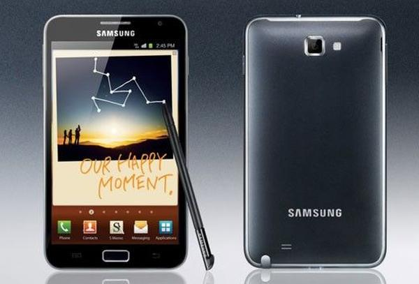 Galaxy Note sales figures impress, new model expectations high