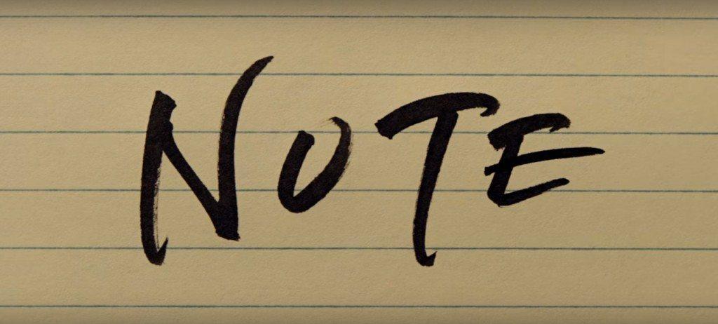 Galaxy Note7 Ad