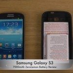 Galaxy S3, S4 and Note 2 ZeroLemon battery reviews visualised