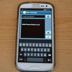 Galaxy S3 default keyboard problem fixed with Android 4.3