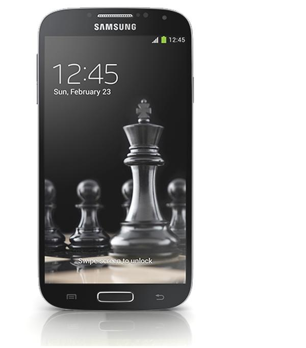Galaxy S4 Black Edition UK price is painful