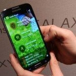 Galaxy S4 S Health for diet, calorie and fitness purposes