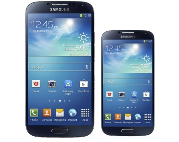 Galaxy S4, S4 Mini Android 4.3 update released in Canada