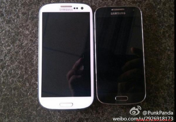 Galaxy S4 Mini appears on camera in new pre-release leak