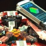 Galaxy S4 powered robots breaks records