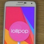 Galaxy S5 Lollipop update
