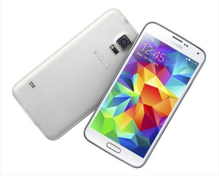 Galaxy S5 update for further owners