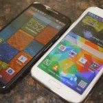 Galaxy S5 vs Moto X 2nd gen