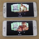 Galaxy S6 vs iPhone 6 GTA gaming review
