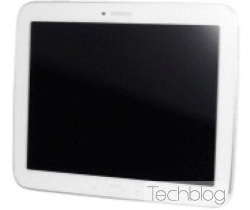 Galaxy Tab 3 specs & design appear, resembles Note 8.0