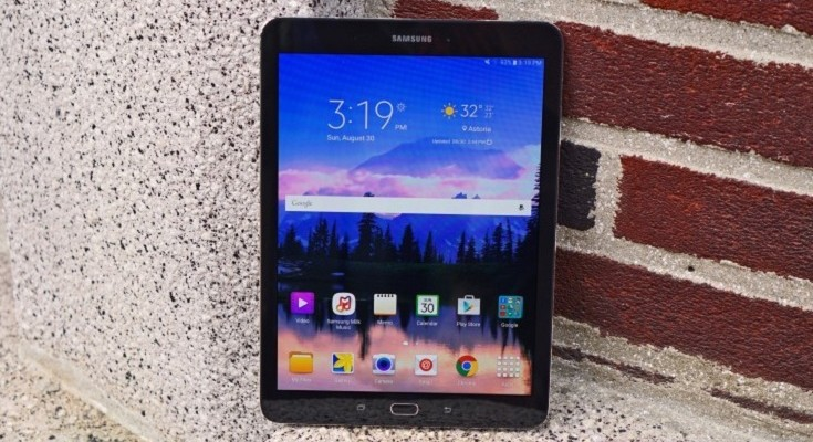Samsung Galaxy Tab S3 to be Released on September 1?