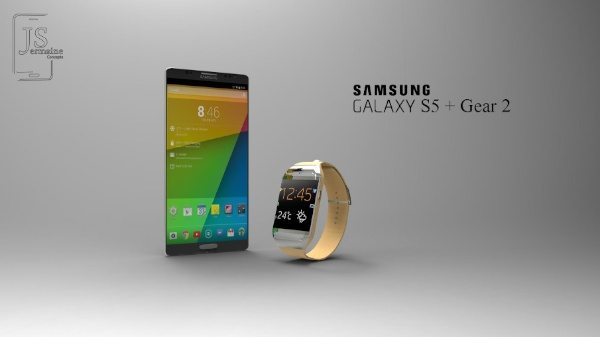 samsung galaxy gear 2 with s5 styled with neat touches phonesreviews uk mobiles apps. Black Bedroom Furniture Sets. Home Design Ideas