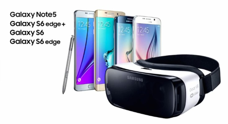 New Samsung Gear VR coming in November for $99