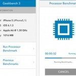 Geekbench 3 app released for Android and iOS