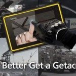 Getac Z710 7-inch Android tablet for rugged fieled services