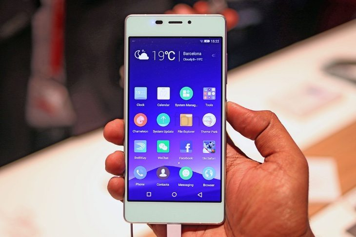 Gionee Elife S7 India launch