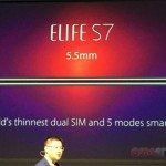Gionee Elife S7 official b