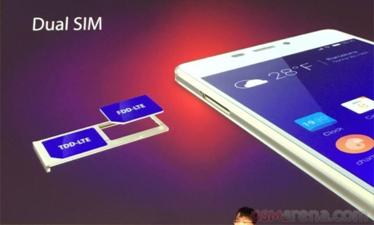 Gionee Elife S7 official