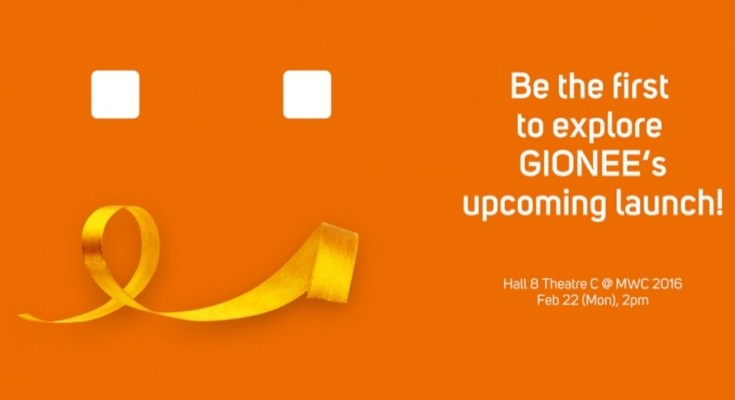 Gionee Elife S8 official launch date, circle February 22